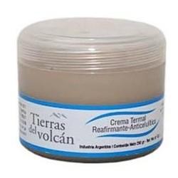 Tierras del Volcan crema termal reductora anticelulitica x 500 gr