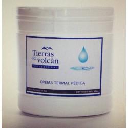 Tierras del Volcan crema termal pedica x 300 gr