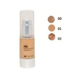Mila Marzi Base de Maquillaje Alta Definición HD (Botella con dosificador) x 20cc. Natural Claro