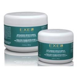 BioCosmética Exel Crema para Masajes Modeladores 500 gr.