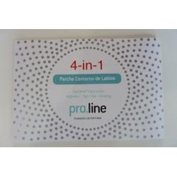 Dermassy Pro.line Parche Contorno de labios 4 en 1 x 4 unidades
