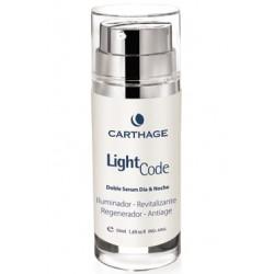 Carthage Doble Light Code Serum Día y Noche x 50 ml