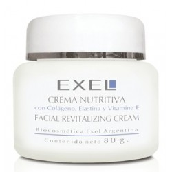 BioCosmética Exel Crema Nutritiva 80 gr.
