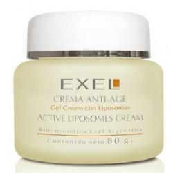 BioCosmética Exel Crema Anti-Age con Liposomas