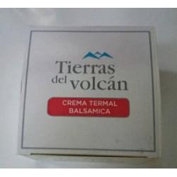 Tierras del Volcán crema termal balsámica x50 g