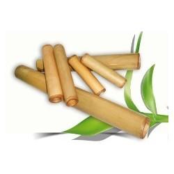 Descartel Kit de Cañas de Bambú