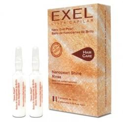 BioCosmética Exel Nano Exel Pearl x 2 Amp.