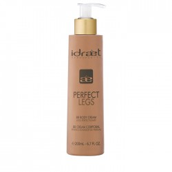 Idraet Perfect Legs - BB Cream Perfeccionador de Piernas con color 200ml
