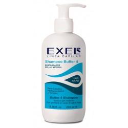 BioCosmética Exel Shampoo Buffer 4 250 ml.