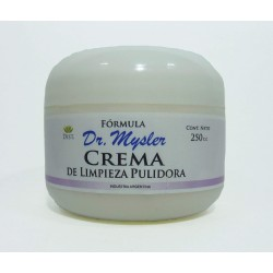 Formula Dr Mysler Crema limpieza pulidora x 200 gr.