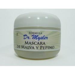 Formula Dr Mysler Mascara de malva y pepino x 250 gr.