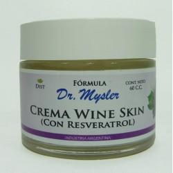 Formula Dr Mysler Crema Wine Skin