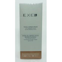 BioCosmética Exel Crema de Limpieza Acción Pulidora x 50ml