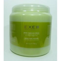 BioCosmética Exel Crema para Masajes con Extractos de Algas 980 gr.