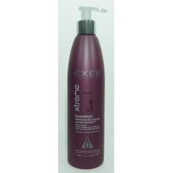 BioCosmética Exel Xtreme 1 Shampoo para Cabellos Teñidos 340 ml.