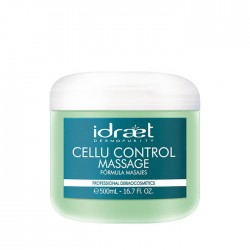 Idraet Cellu Control Massage - Fórmula Masajes Reductores Reafirmante 500ml