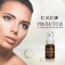 BioCosmética Exel PROMOTER - Liposomas en Spray x 15 cc