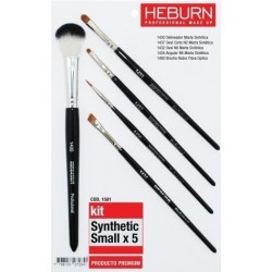 Heburn Kit Synthetic Small x 5 unidades