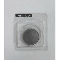 Mila Marzi Sombra Compacta (Repuesto de 20 mm.) Gris Plata