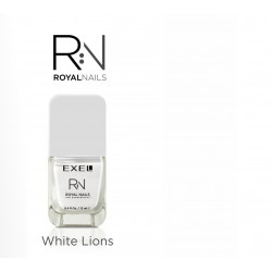 BioCosmética Exel Royal Nails BLANCO FRENCH - WHITE LIONS