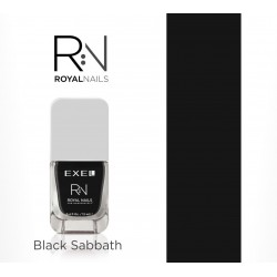 BioCosmética Exel Royal Nails NEGRO - BLACK SABBATH