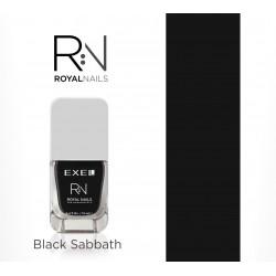 BioCosmética Exel Royal Nails NEGRO - BLACK SABBATH