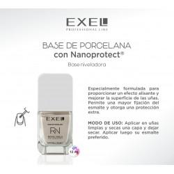 BioCosmética Exel Royal Nails BASE DE PORCELANA