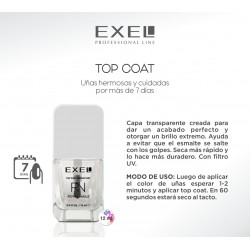 BioCosmética Exel Royal Nails BRILLO PROTECTOR - TOP COAT