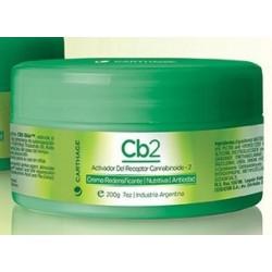Carthage Crema Redensificante - Nutritiva y Antiedad con Cb2 x 200 g