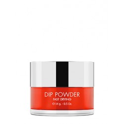 Idraet Kiki ProNails Dip Powder Fast Drying Colors - Paris Collection - DP51 PUNCHY RED x 14g