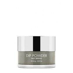 Kiki ProNails Dip Powder Fast Drying Glitter - New York Collection - DP91 SILVER x 14g