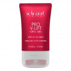 Idraet PRO V-LIFT CRIO GEL – Crema Gel Lifting Corporal x 150 g