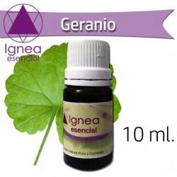 Ignea Aceite Esencial Geranio x 10 ml