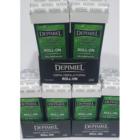Depimiel Pack de Roll on Alta Adherencia Aloe Vera x 24 unidades