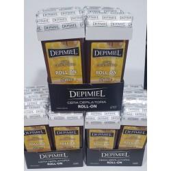 Depimiel Pack de Roll on Natural Clásica x 24 unidades