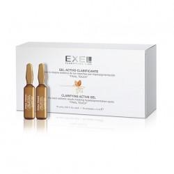 BioCosmética Exel Gel Activo Clarificanter 6 unid. x 3 ml