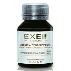 BioCosmética Exel Locion autobronceante 6% sin color