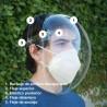 Máscara Burbuja