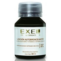 BioCosmética Exel Locion autobronceante 8% sin color
