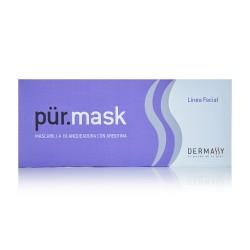 Dermassy Máscara Blanqueadora / Arbutin y láctico x 4 uni