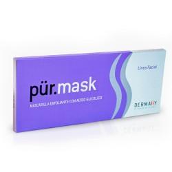 Dermassy Máscara Exfoliante / glicólico x 4 uni