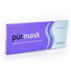 Dermassy Máscara Anti acne / Salicílico y láctico x 4 uni
