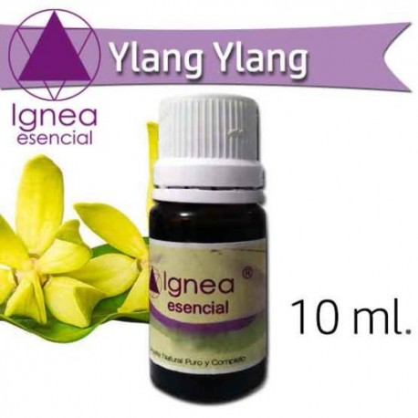 Ignea Aceite Esencial Ylang Ylang x 10 ml