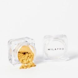 Mila Marzi PRO Sombra en Polvo Perla (Pote) x 1gr. Dorado