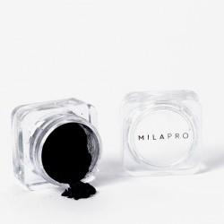 Mila Marzi PRO Sombra en Polvo Perla (Pote) x 1gr. Negro Impact