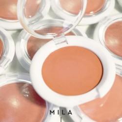 """Mila Marzi Labial Vitamina """"Rubor cremoso Multifunción"""" Nude Terra"""