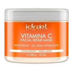 Idraet Máscara Reparadora Revitalizante con Vitamina C 300ml