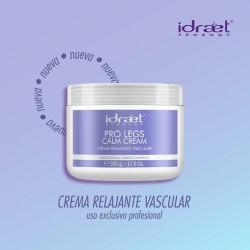 Idraet PRO LEGS CALM CREAM - Crema Relajante Vascular x 500 g